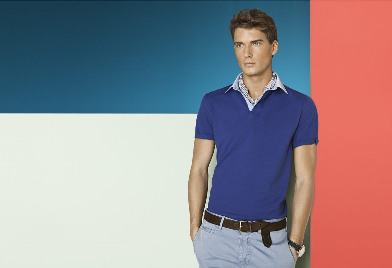 áo thun Polo nam