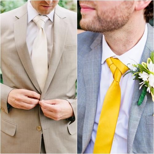 kiểu thắt cà vạt chuẩn nhất cho chú rể