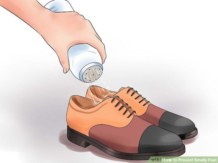 Cách khử mùi hôi giày nhanh chóng và hiệu quả tức thì
