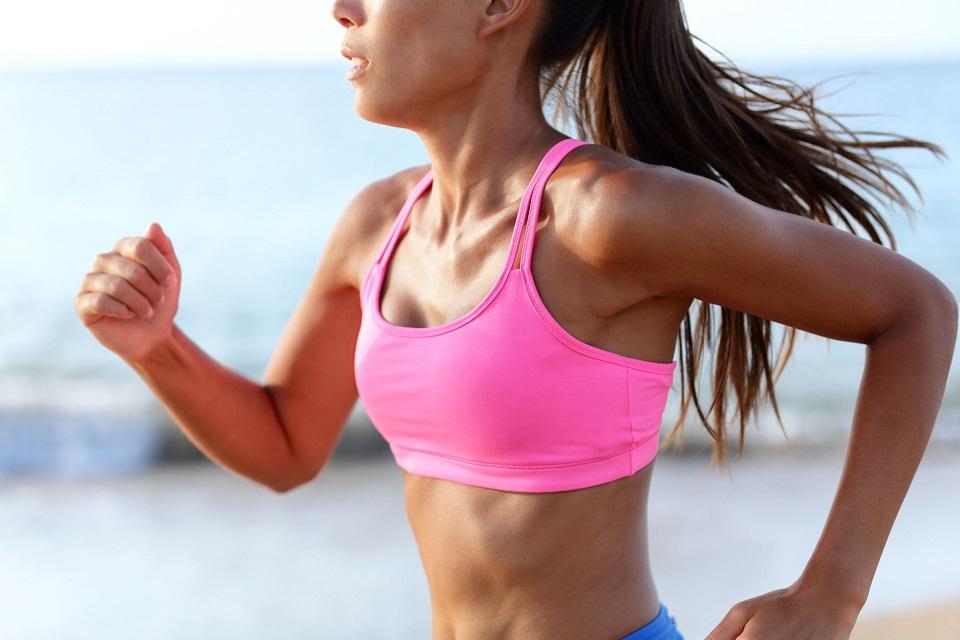 Cách chọn áo ngực (Bra) thể thao phù hợp