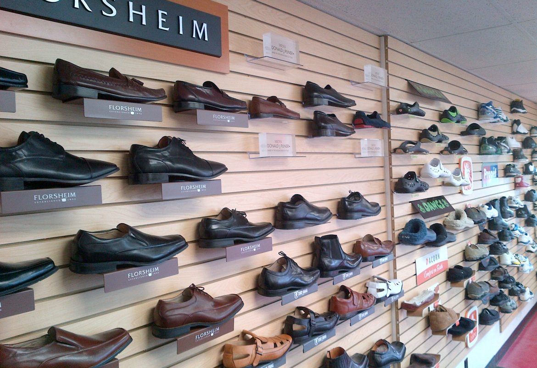 Kinh doanh giày dép