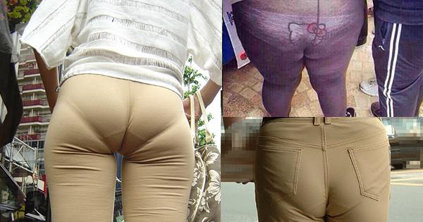 cách mặc quần lót đúng cách cho nữ