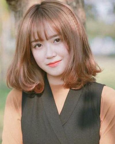 tóc lob hợp với khuôn mặt nào