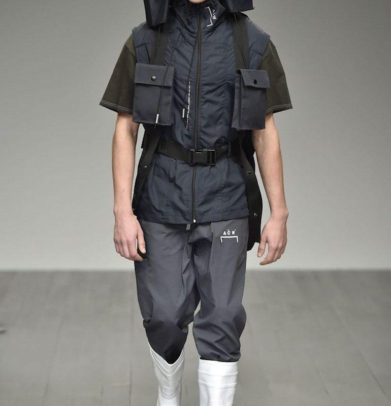xu hướng thời trang nam 2018