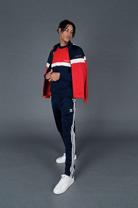 phong cách thời trang thể thao nam