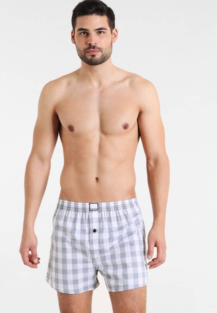 quần lót nam dáng boxer