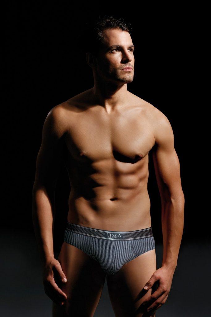 quần lót nam dáng brief