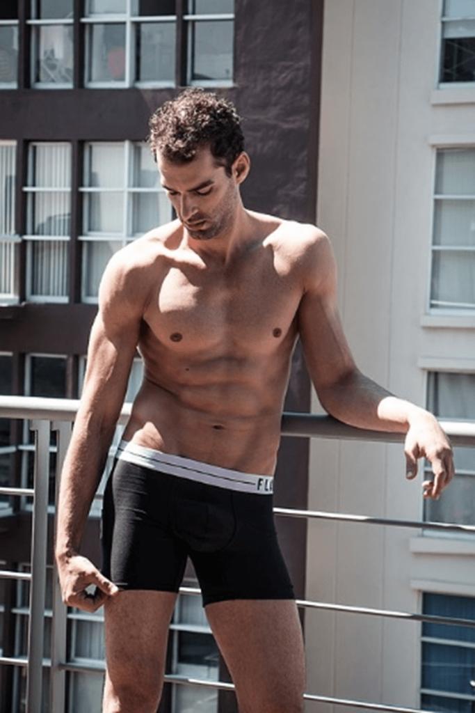 quần lót nam dáng boxer brief